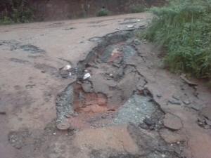 Ouangani dévastée par les fortes pluies (photos + vidéo)