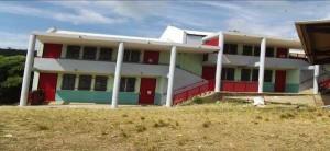 L'école élémentaire  de Mtsamoudou réhabilitée