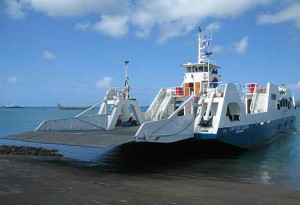 Violences et différends dans la barge, aucune interpellation