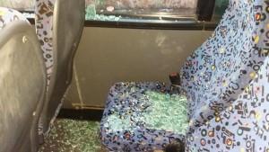 Plusieurs blessés après le caillassage d'un bus scolaire du côté de Majicavo-Dubaï