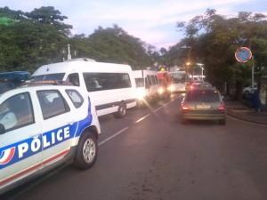 Opération de contrôle des usagers des transports scolaires
