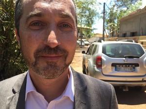 Le secrétaire général adjoint de la Préfecture, Guy Fitzer, victime d'un vol avec agression