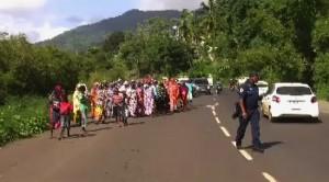Les villages de Tsoundzou 1 et 2 organisent une marche blanche dimanche