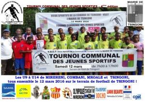 Tsingoni : le sport pour lutter contre la délinquance