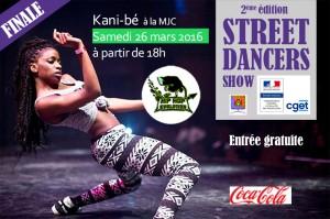 Hip Hop Evolution organise la finale du Street Dancers Show