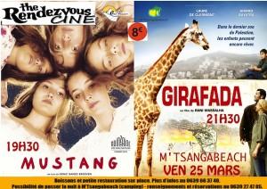 The rendez-vous 25 mars