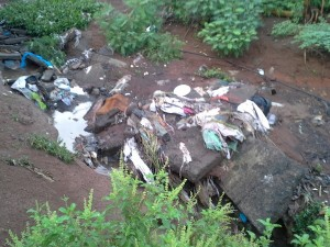 Enfants noyés à Trévani Village : l'entretien des caniveaux, l'urbanisation et la déforestation  en question (photos)