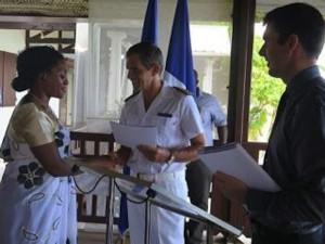 Cérémonie de naturalisation : 69 nouveaux Français