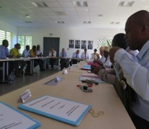 Le préfet réunit les maires de Mayotte