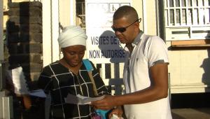 Abdou Maoulida relâché par la Police