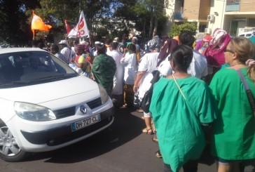 J-1 avant la grève des agents de l'ARS et du CHM