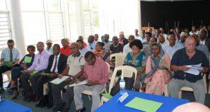 Réunion d'information sur la Zone d'activité économique de Combani