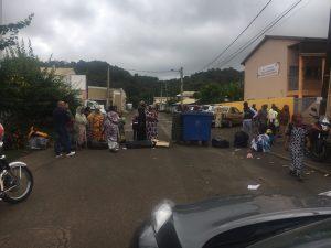 L'école Mchindra Said de Kawéni bloquée
