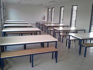 Rentrée scolaire dans les écoles Les Épices