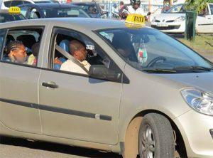 Des artisans taxis vont mener une marche escargot demain matin à Mamoudzou