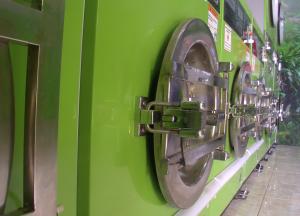 La première laverie automatique de l'île a vu le jour