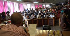 La grève va se poursuivre au Conseil Départemental