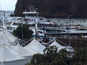 Les barges au ralenti ! (Photos)