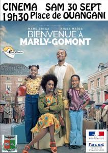 Patients, Heritage fight et Bienvenue à Marly-Gomont au programme de Ciné Musafiri