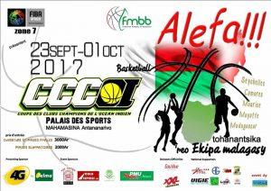 Basket : départ des équipes du BCM pour la CCCOI 2017