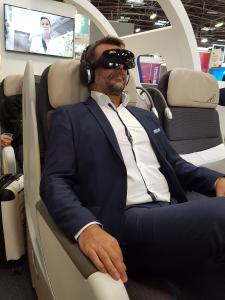 Corsair offre à ses clients Business, la dernière génération de lunettes immersives SkyLights