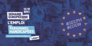 Programme de la Semaine européenne pour l'emploi des personnes handicapées à Mayotte
