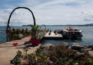 Deux paquebots de luxe en escale ce week-end du 23 et 24 décembre à Mayotte