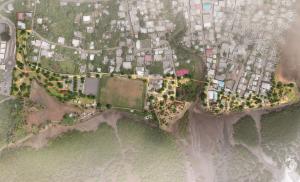 Le projet d'aménagement du front de mer de Bandrélé se précise (photos)