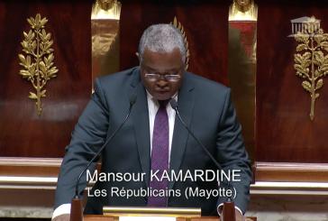 Le député Mansour Kamardine réagit aux violences de Koungou
