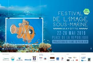 Festival de l'Image Sous-Marine de Mayotte :25ème édition du 22 au 26 mai 2019