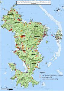 Fièvre de la Vallée du Rift à Mayotte : point de situation au 28 juin 2019