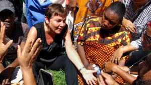 Annick Girardin à Mayotte d'ici 15 jours