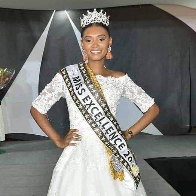 Nouroulaïni Payet élue Miss Excellence Mayotte