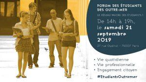 Un forum des étudiants des outre-mer organisé samedi à Paris