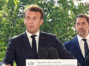 Le voyage du Président Macron se prépare