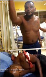 Un homme poignardé par des jeunes difficilement pris en charge par le CHM