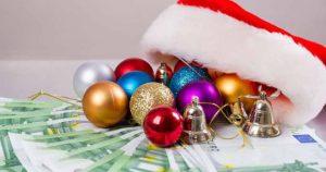 Une prime de Noël qui a doublé mais qui reste inexplicable
