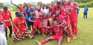 Coupe de Mayotte de football : Mtsapéré champion