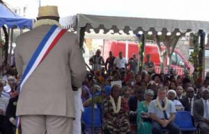 Le Maire de Mamoudzou présente ses voeux et récompense plusieurs agents