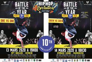 Battle of the year Mayotte : 10 ans déjà !