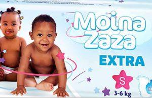 La vente des couches Moina Zaza est de nouveau autorisée