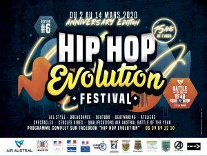Hip Hop Évolution Festival est de retour pour sa 6ème édition !