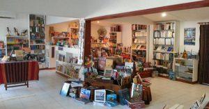 La Bouquinerie de Passamainty, au pays des livres endormis !