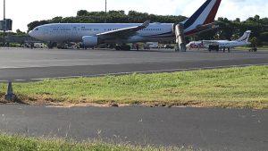L'avion République Française revient à Mayotte aujourd'hui