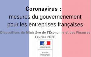 Coronavirus : des dispositifs de soutien aux entreprises pour éviter une crise de l'économie sans précédent