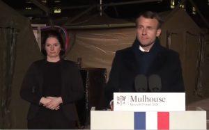 Opération Résilience : Le Président Macron envoie des moyens dans l'Ocean Indien