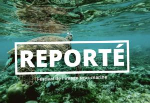 Le Festival de l'Image Sous-Marine reporté