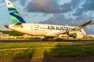 Air Austral annonce une reprise progressive des vols