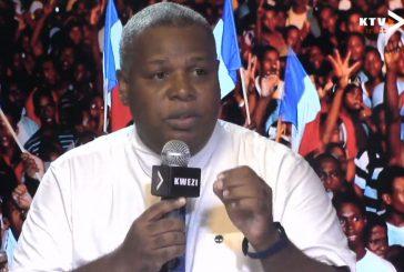 """Daniel Zaïdani évoque la bascule de Mayotte en """"pleine guerre civile"""""""