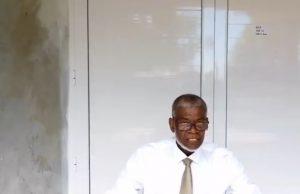Le Président Soibahadine écrit au Premier Ministre pour demander un assouplissement des mesures liées à l'état d'urgence sanitaire